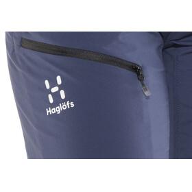 Haglöfs L.I.M Fuse Spodnie krótkie Kobiety niebieski